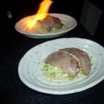 ゲンエイワガン シャスミン茶煮 豚の炙り