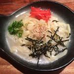 〆のちゃんぽん麺