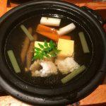 鯛めし銀平 銀座店 鍋