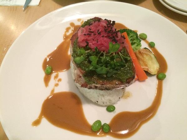 PROAマグロのステーキ