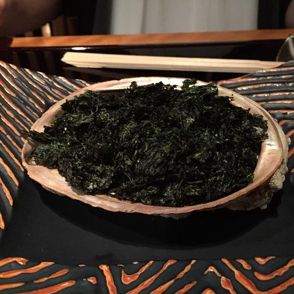アワビ磯焼