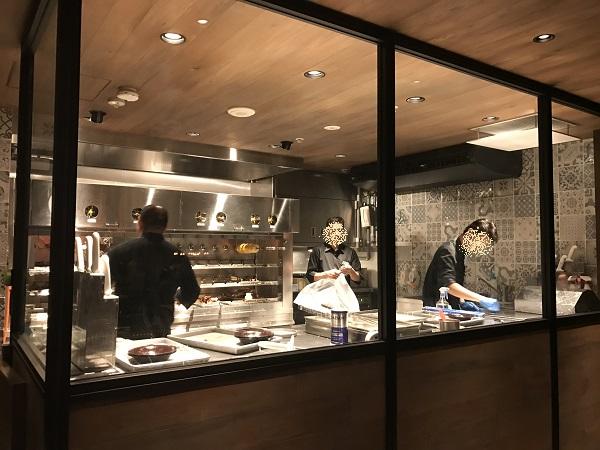 バルバッコア厨房
