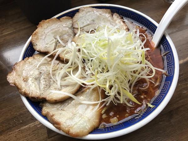 元祖勝浦式チャーシュー担々麺