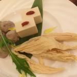 火鍋の具(豆腐、湯葉など)