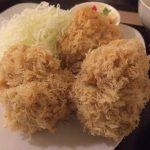黒豚のシャトンブリアン定食 (1)