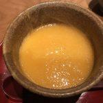柿のブランマンジェ