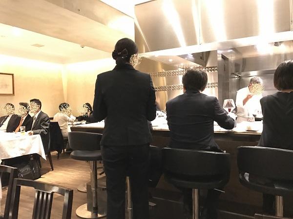 マサズキッチン店内の様子
