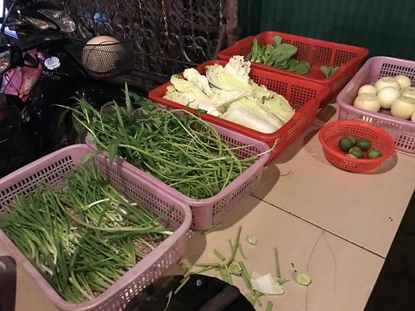 野菜類もあります