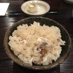 鯛の炊き込みご飯2