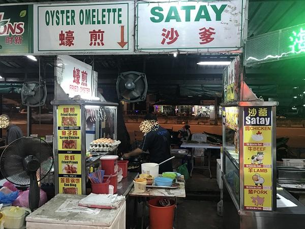 牡蠣オムレツ屋