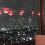 ジョーズシャンハイ59階からの眺め