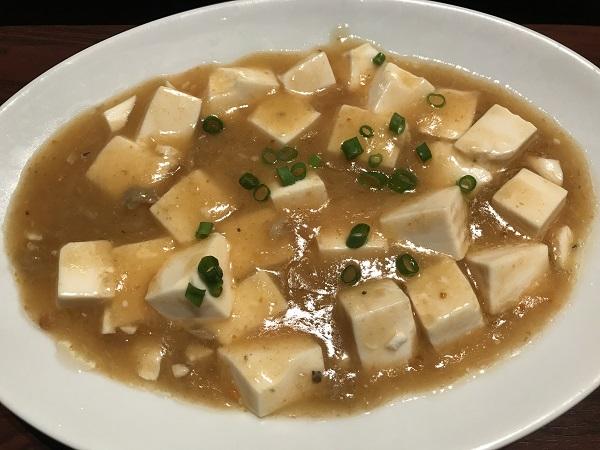 上海蟹みそと豆腐の煮込み