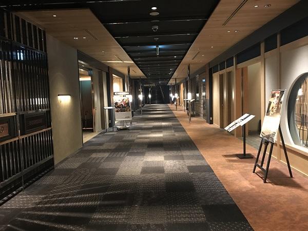 恵比寿ガーデンプレイス38階の様子