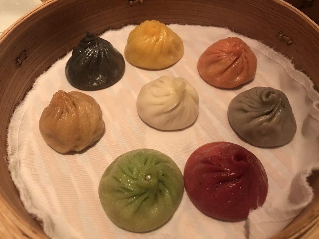 8種類の小籠包