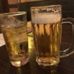 志堅原ビールとさんぴん茶